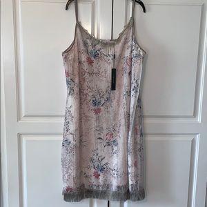 Tahari Larissa feminine slip dress Nordstrom new